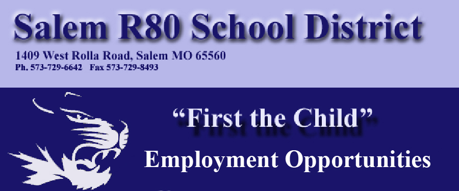 Salem R-80 School District